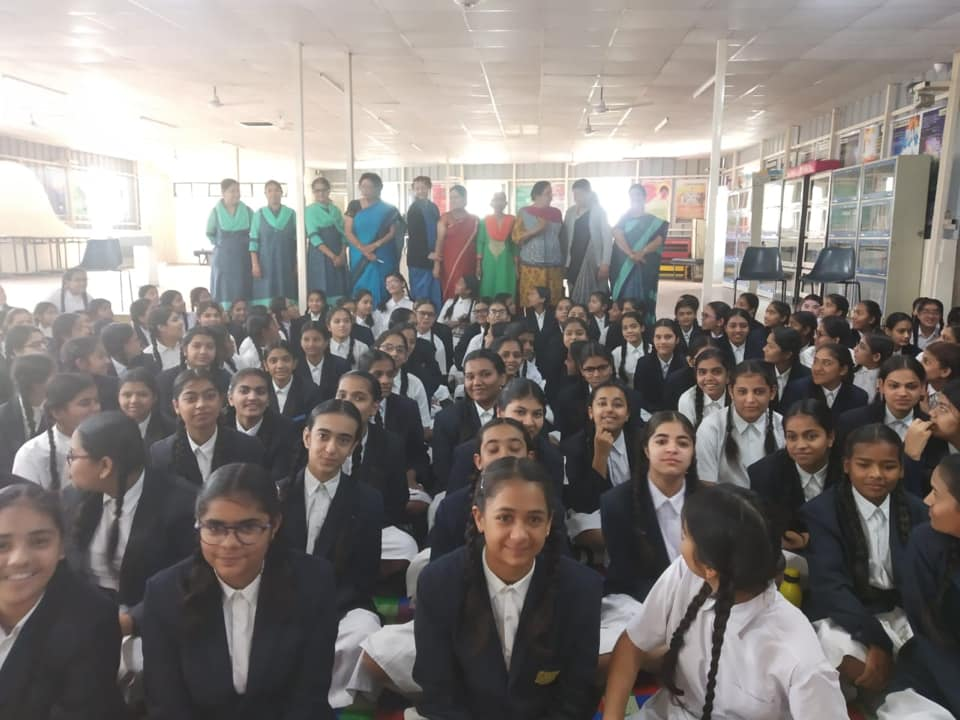 Special thanks to sanjay Kumar malvi sir principal of brilliant higher secondary school for allowing TCWG to arrange 22nd episode of bbbp aur उसे समझाओ in his school it was attended by many girls .thanks to chandrakanta jain Chanda sharma pushpa agrawal and Farida Kaul